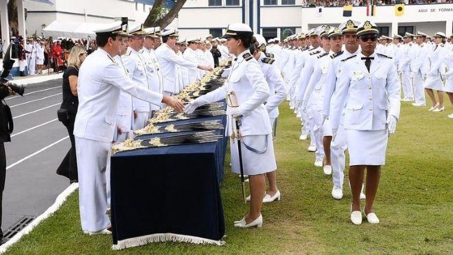 marinha carreira